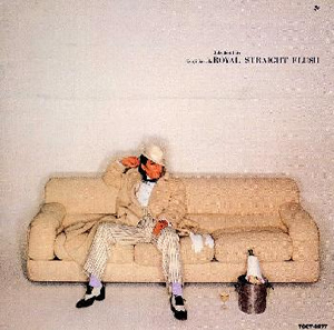 沢田研二『ROYAL STRAIGHT FLUSH』のジャケット写真 (okmusic UP\'s)