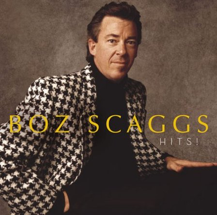 Boz Scaggs『Hits』のジャケット写真 (okmusic UP's)