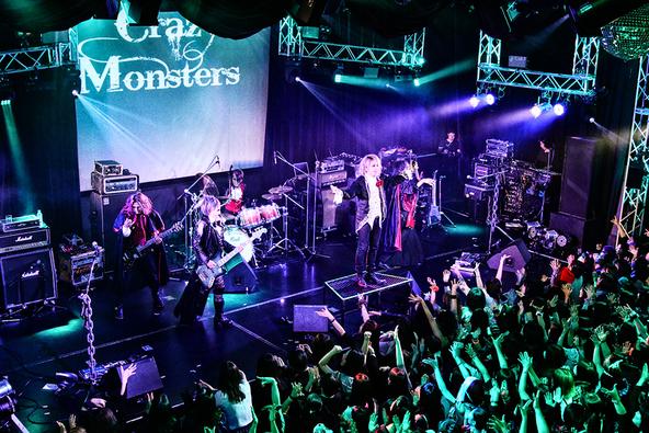 10月24日@新宿ReNY (okmusic UP's)