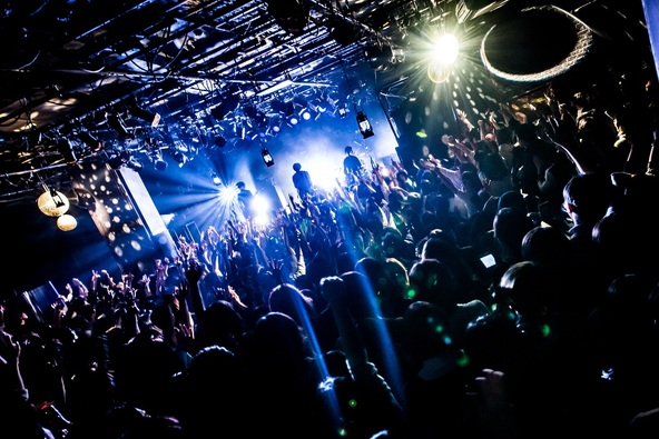 11月5日@渋谷CLUB QUATTRO (okmusic UP's)