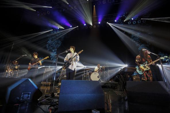 11月5日(木)@Zepp Tokyo (きのこ帝国) (okmusic UP's)