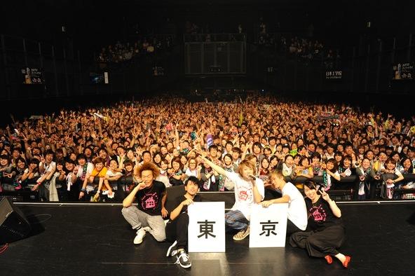 11月8日(日)@東京・赤坂BLITZ (okmusic UP\'s)