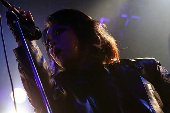 11月8日(日)@新宿ReNY(SPEED-iD) (okmusic UP's)