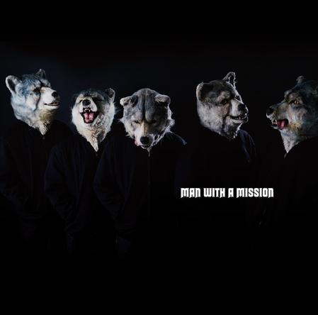 アナログ盤『MAN WITH A MISSION』 (okmusic UP's)
