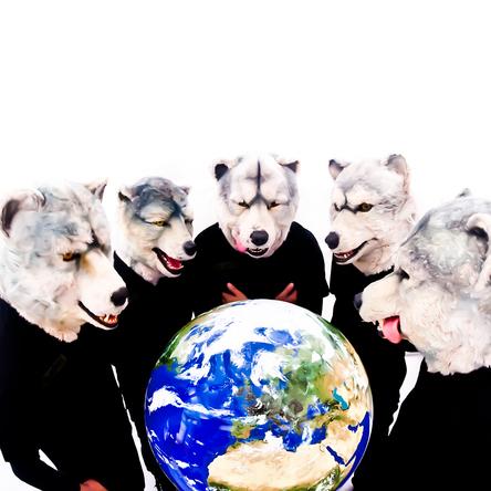 アナログ盤『MASH UP THE WORLD』 (okmusic UP's)