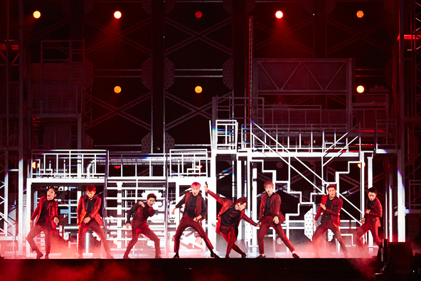 『EXO PLANET #2 - The EXO'luXion -』@東京ドーム (okmusic UP's)