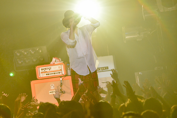 11月10日(火)@大阪 Zepp Namba (RADWIMPS) (okmusic UP's)