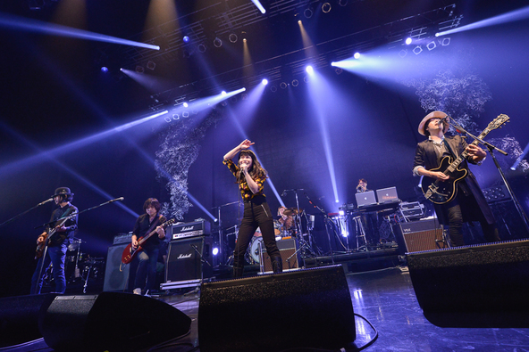 11月10日(火)@大阪 Zepp Namba (LOVE PSYCHEDELICO) (okmusic UP's)
