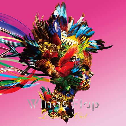 シングル「Wings Flap」【完全受注生産限定盤】(CD+Blu-ray+PHOTOBOOK) (okmusic UP's)