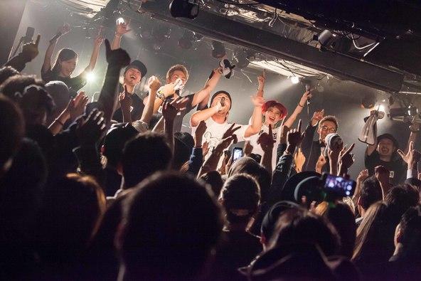 11月11日@渋谷ライブハウスミルキーウェイ (okmusic UP's)