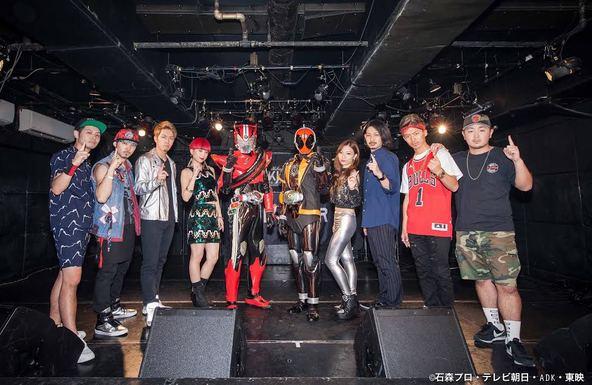 11月11日@渋谷ライブハウスミルキーウェイ (okmusic UP\'s)