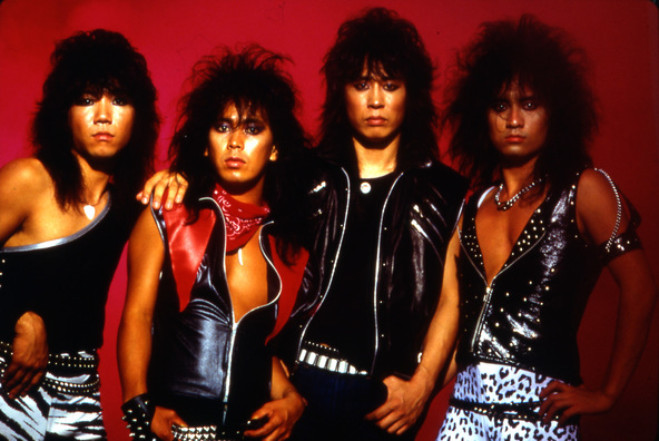 LOUDNESS  (okmusic UP's)