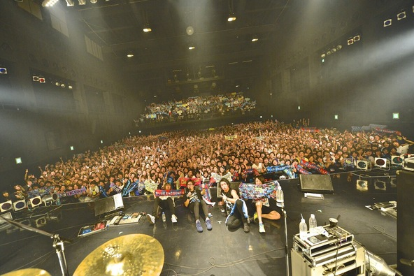 11月 13日 (金) @名古屋 Zepp Nagoya (okmusic UP's)