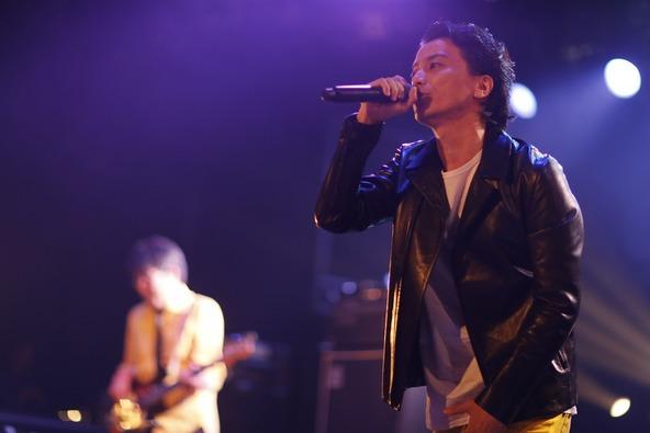11月11日(水)@恵比寿LIQUIDROOM(亀田誠治×KREVA) (okmusic UP's)