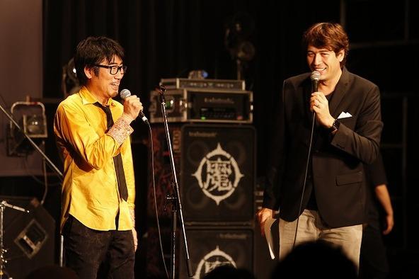 11月11日(水)@恵比寿LIQUIDROOM(亀田誠治×熊井吾郎) (okmusic UP's)