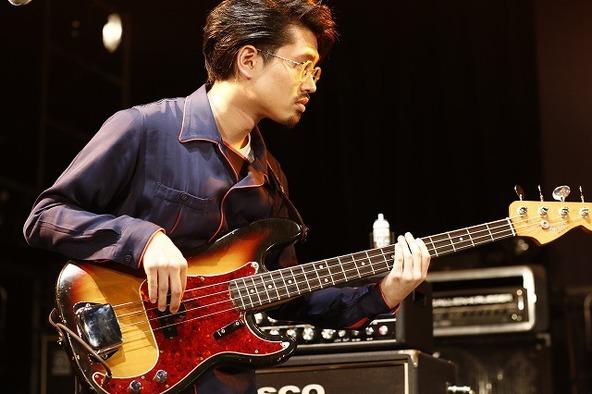 11月11日(水)@恵比寿LIQUIDROOM(ハマ・オカモト(OKAMOTO'S) ) (okmusic UP's)