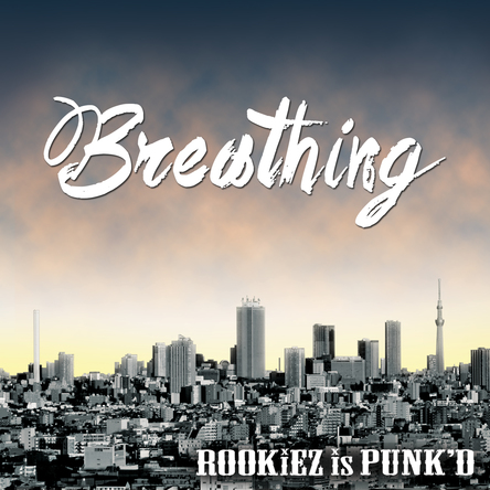 シングル「Breathing」 (okmusic UP\'s)