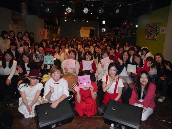 11月14日@女子限定ライブ (c)吉川英里(okmusic UP's)