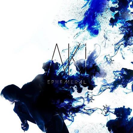 アルバム『EPHEMERAL』【初回生産限定盤】(CD+DVD) (okmusic UP\'s)