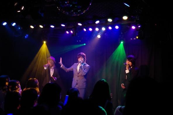 11月15日@I LOVE TOKYO (okmusic UP's)