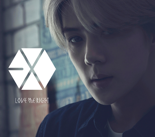 シングル「Love Me Right ~romantic universe~」【初回盤】(CD ONLY)SEHUN(セフン)Ver. (okmusic UP's)