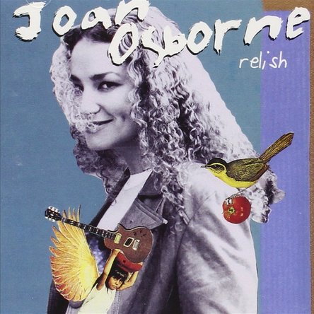 Joan Osborne『Relish』のジャケット写真 (okmusic UP\'s)