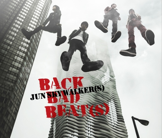 アルバム『BACK BAD BEAT(S)』 (okmusic UP's)