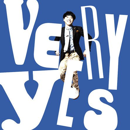 アルバム『VERY YES』 (okmusic UP\'s)