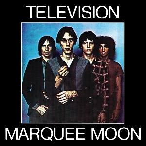 Television『Marquee Moon 』のジャケット写真 (okmusic UP\'s)