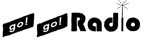 「go!go!Radio」ロゴ (okmusic UP's)