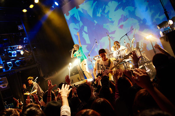 11月21日(土)@渋谷WWW (okmusic UP\'s)