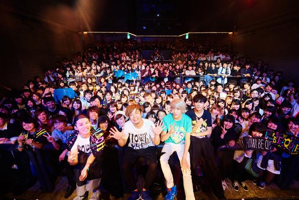 11月21日(土)@渋谷WWW (okmusic UP's)