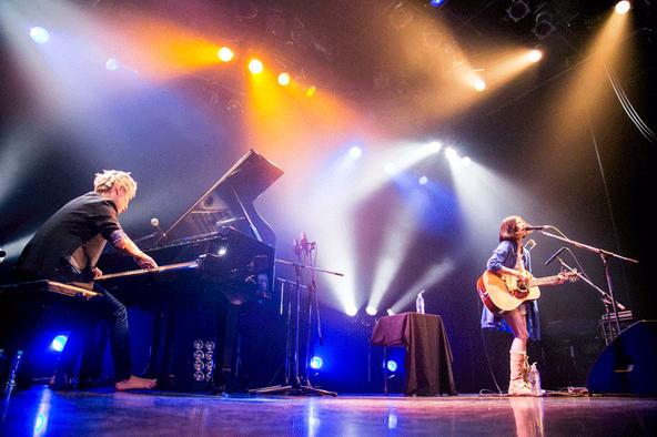 「植田真梨恵LIVE OF LAZWARD PIANO –青い廃墟-」 (okmusic UP's)