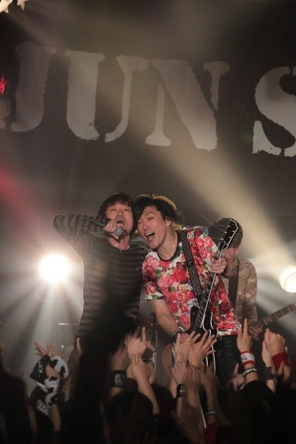 11月27日(金)@東京・恵比寿LIQUIDROOM (okmusic UP's)