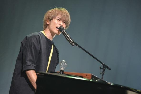 11月28日@東京・渋谷NHKホール (okmusic UP\'s)