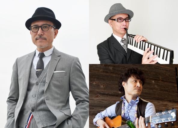 高橋幸宏 with Dr.kyOn、高田漣 (okmusic UP's)