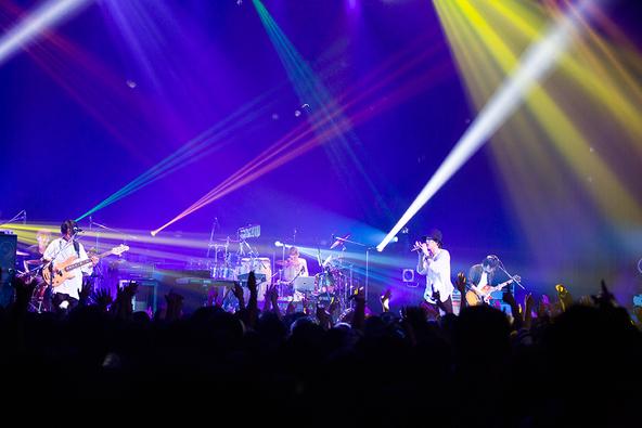 11月28日(土) @Zepp Tokyo(RADWIMPS)  (okmusic UP's)