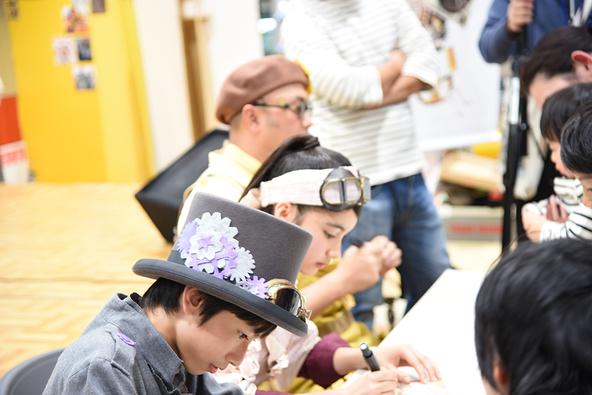 11月29日@タワーレコード錦糸町店 (okmusic UP's)