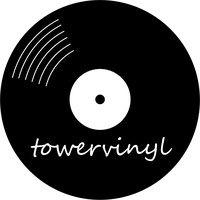towervinyl ロゴ (okmusic UP\'s)