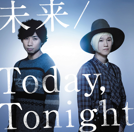 シングル「未来 / Today,Tonight」 (okmusic UP's)