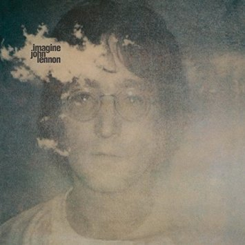 John Lennon『Imagine』のジャケット写真 (okmusic UP's)