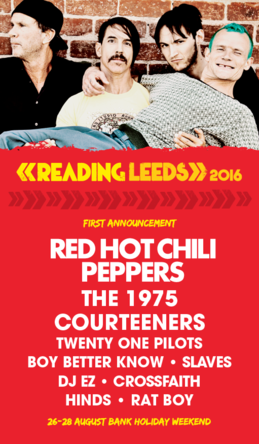 「READING & LEEDS FESTIVAL 2016」 (okmusic UP's)