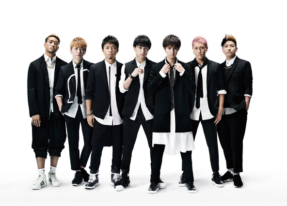 GENERATIONS (okmusic UP's)