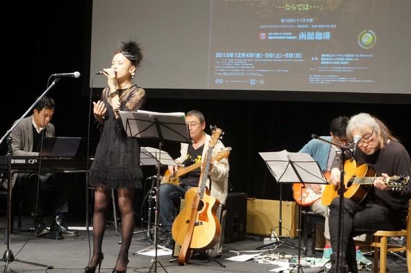 「第21回函館港イルミナシオン映画祭」 (okmusic UP's)