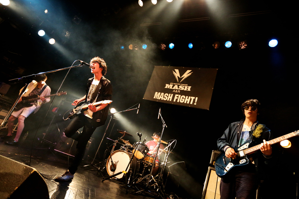"""MASH FIGHT!Vol.4""(巴拿马城全景)(okmusic UP's)"