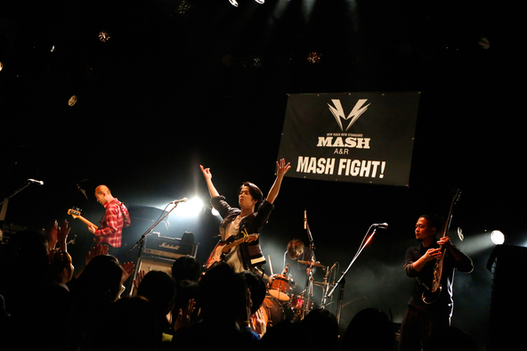 """MASH FIGHT!Vol.4""(THE BOSSS)(okmusic UP's)"