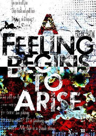 DVD「A Feeling Begins to Arise」【通常盤】(DVD1枚組) (okmusic UP's)