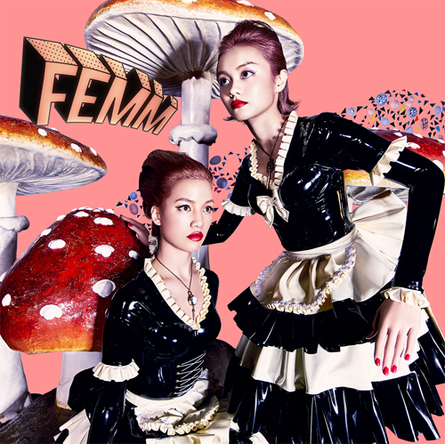 EP『PoW! / L.C.S. +Femm-Isation』 (okmusic UP's)