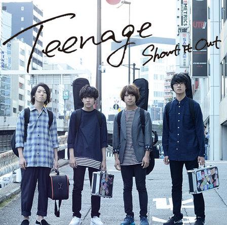 ミニアルバム『Teenage』 (okmusic UP's)