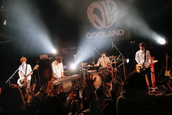 12月4日@渋谷WWW (okmusic UP's)